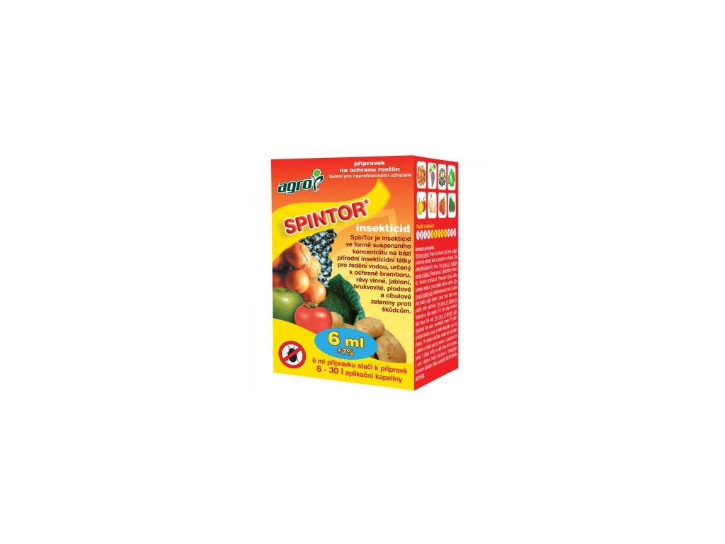 AGRO Spin Tor 6 ml