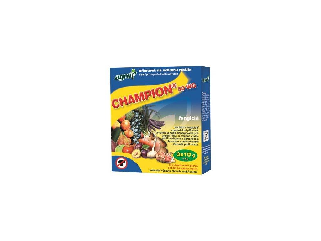 AGRO Champion 50 WG 3 x 10 g