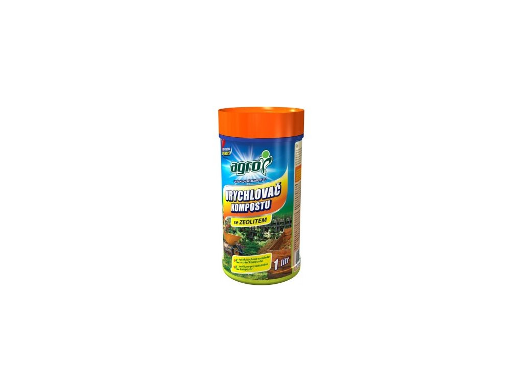 AGRO Urychlovač kompostů 1 L