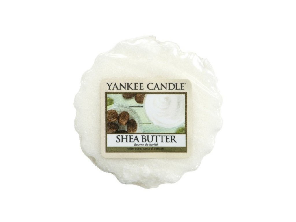 YANKEE CANDLE SHEA BUTTER VONNÝ VOSK DO AROMALAMPY
