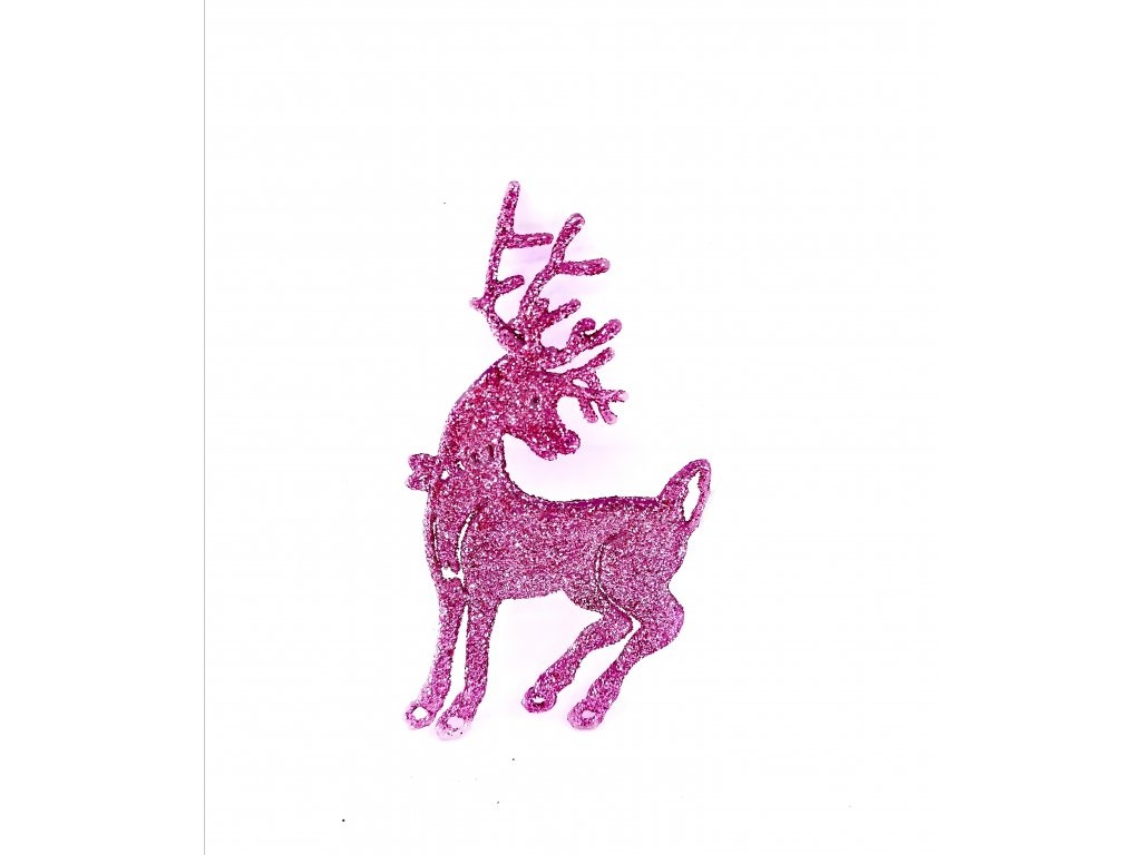 10cm 19, jelen růžový