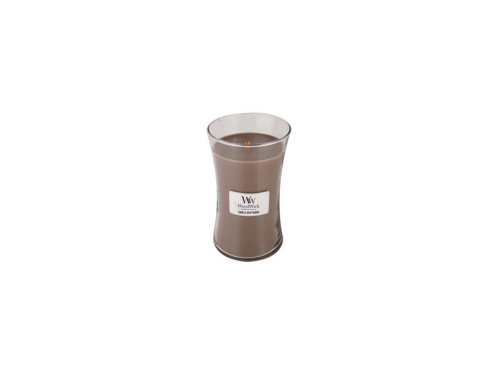 WoodWick Sand & Driftwood váza velká
