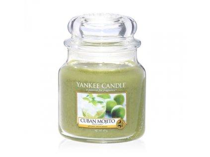 9089 9089 yankee candle vonna svicka cuban mojito stredni