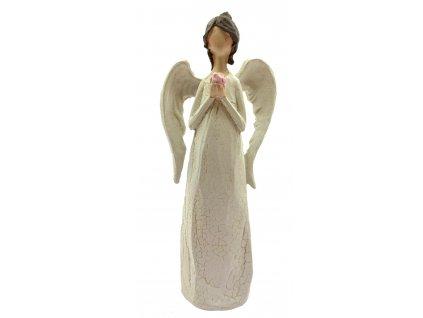 Anděl 18 cm
