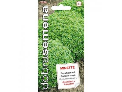 MINETTE 0 6 g Bazalka prava