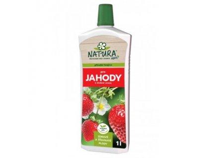 NATURA Přírodní hnojivo pro jahody a drobné ovoce 1l