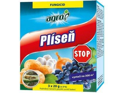 Agro Plíseň STOP 3 x 20 g