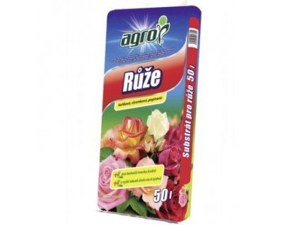 AGRO Substrát pro růže 50 L