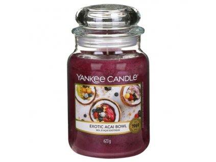 vyr 8446yankee candle 1630354e exotic acai bowl large jar candle 1