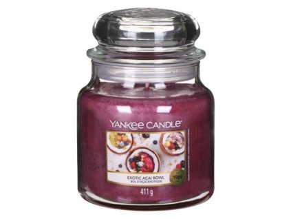 vyr 8449yankee candle 1630355e exotic acai bowl medium jar candle 1