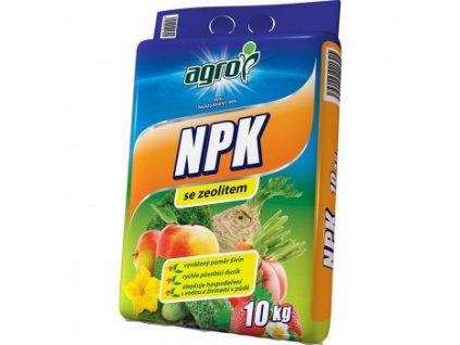 AGRO NPK 11-7-7 se zeolitem 10 kg