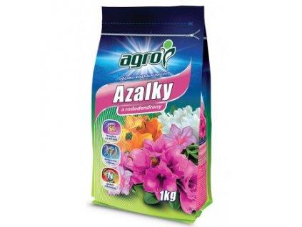 AGRO Organo-minerální hnojivo azalky a rodododendron 1 kg