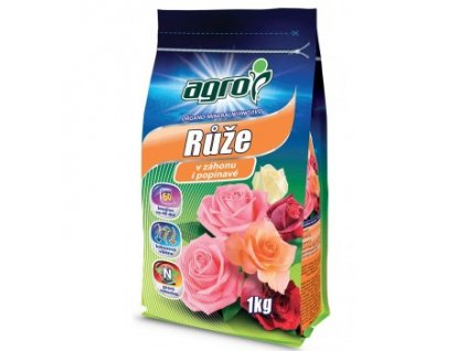 AGRO Organo-minerální hnojivo růže 1 kg