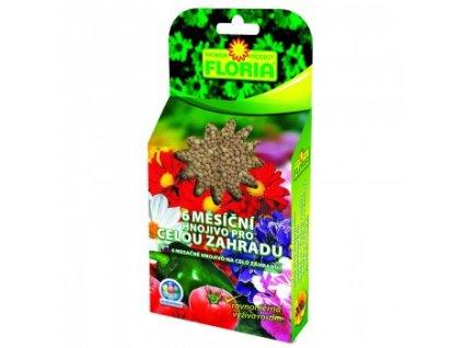 FLORIA 6 Měsíční hnojivo pro celou zahradu 200 g