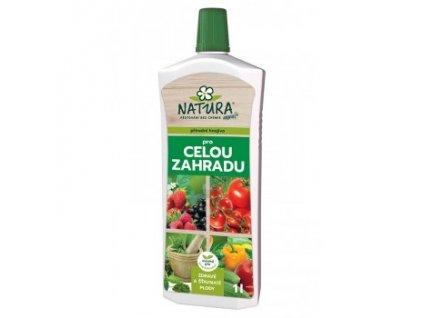 NATURA Kapalné hnojivo Celá zahrada 1 L