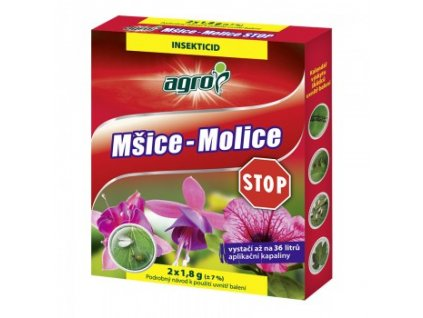 AGRO Mšice - Molice STOP 2x1,8 g