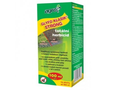 AGRO Glyfo Klasik STRONG 100 ml