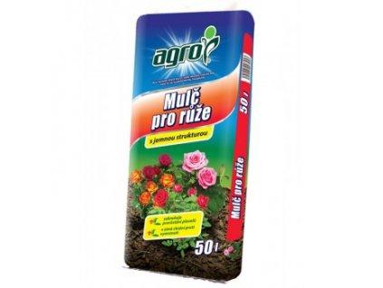AGRO Mulč na růže 50 L