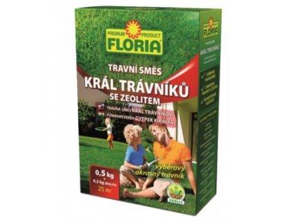 FLORIA Král trávníků travní směs 0,5 kg