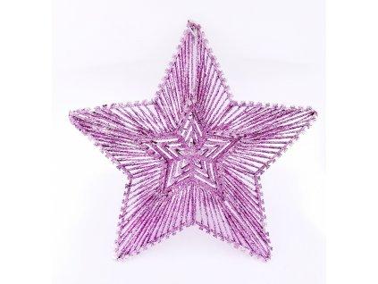 25cm 69, Hvězda fialová