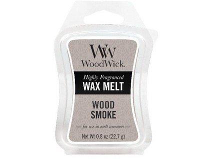 WoodWick Wood Smoke vonný vosk