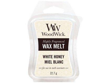 WoodWick White Honey vonný vosk