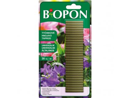 biopon tycinkove hnojivo univerzalne