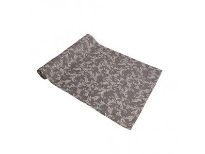 loara běhoun hnědý vzor