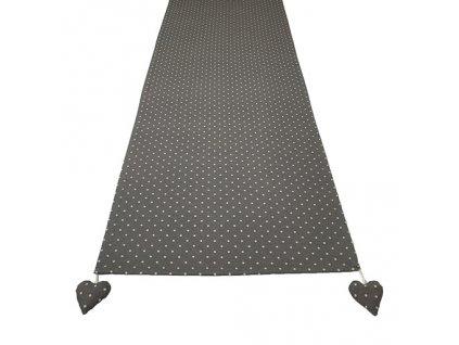 puntos běhoun šedý+srdce