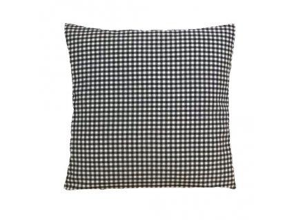 rené polštář povlak šedý