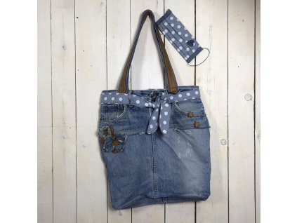 3908 zdekor kabelka jeans cm