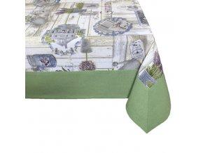 levandule ubrus lem garden+zelená