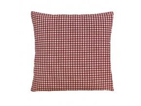 rené polštář povlak červený