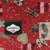 ZDEKOR polštář povlak vánoce happy NY50x30cm (rozměr 50x30)
