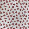 ZDEKOR polštář povlak vánoce nadílka bílá50x30cm (rozměr 50x30)