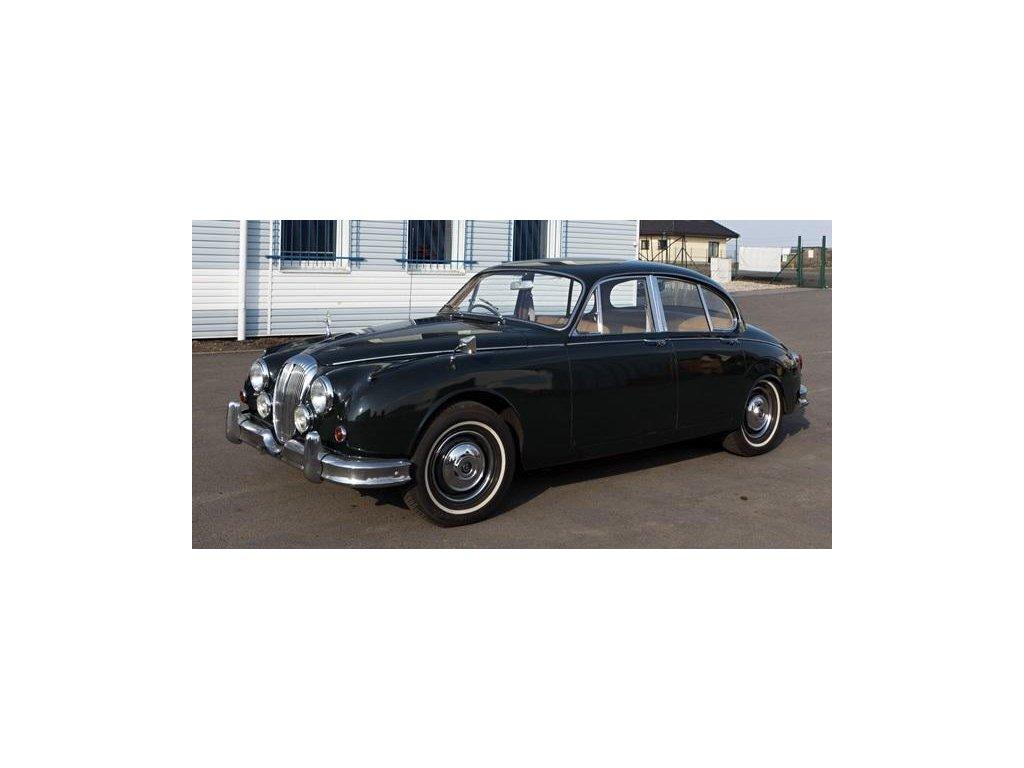 Automobil Jaguar Daimler (1966)