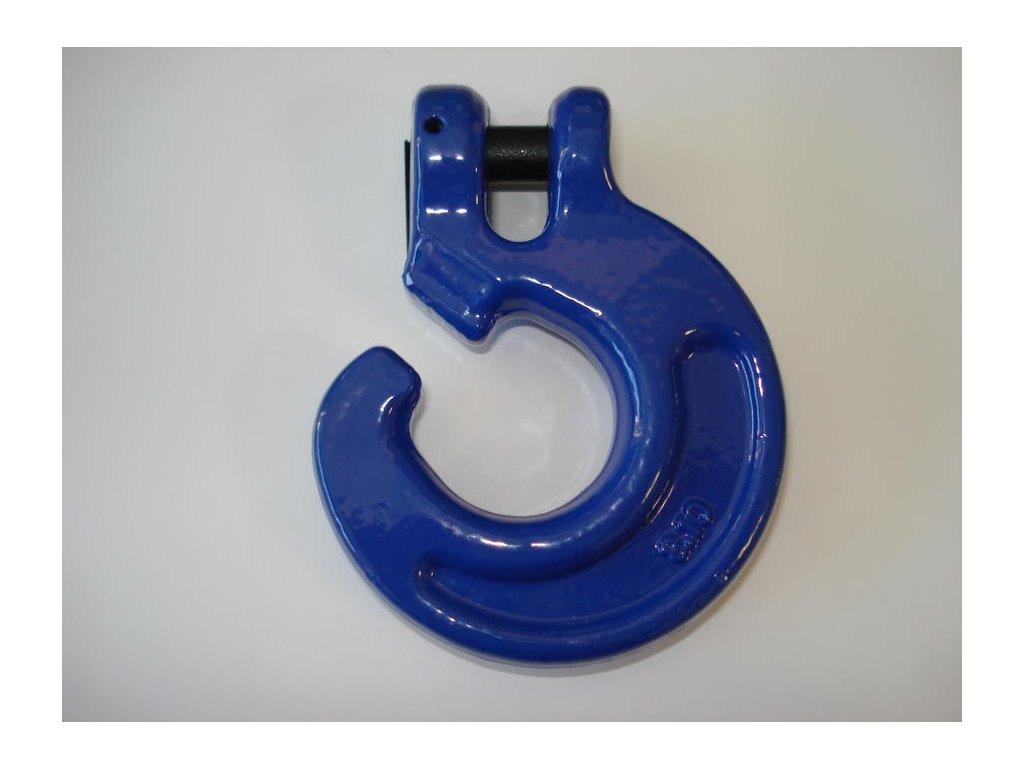 C - hák pro řetěz 8 mm