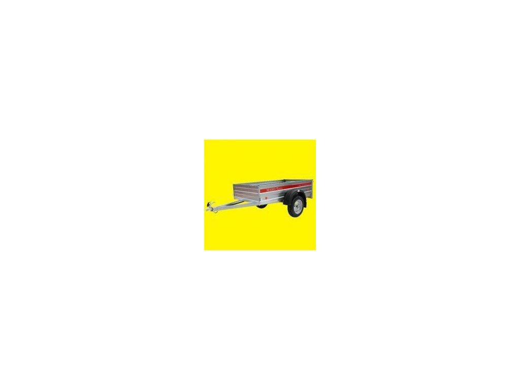 Nákladní přívěs valníkový MARO, MRV, verze 30ALA