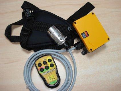 Dálkové ovládání TELE RADIO T 60-UF6