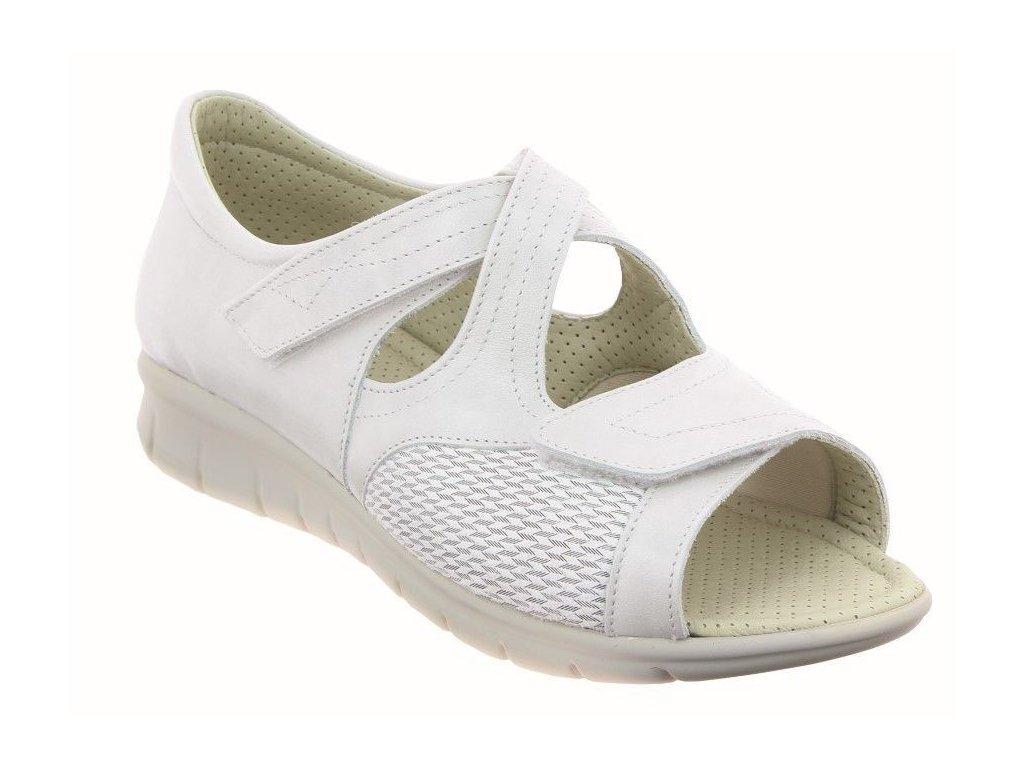 CHLOE zdravotní sandál perleťová PodoWell