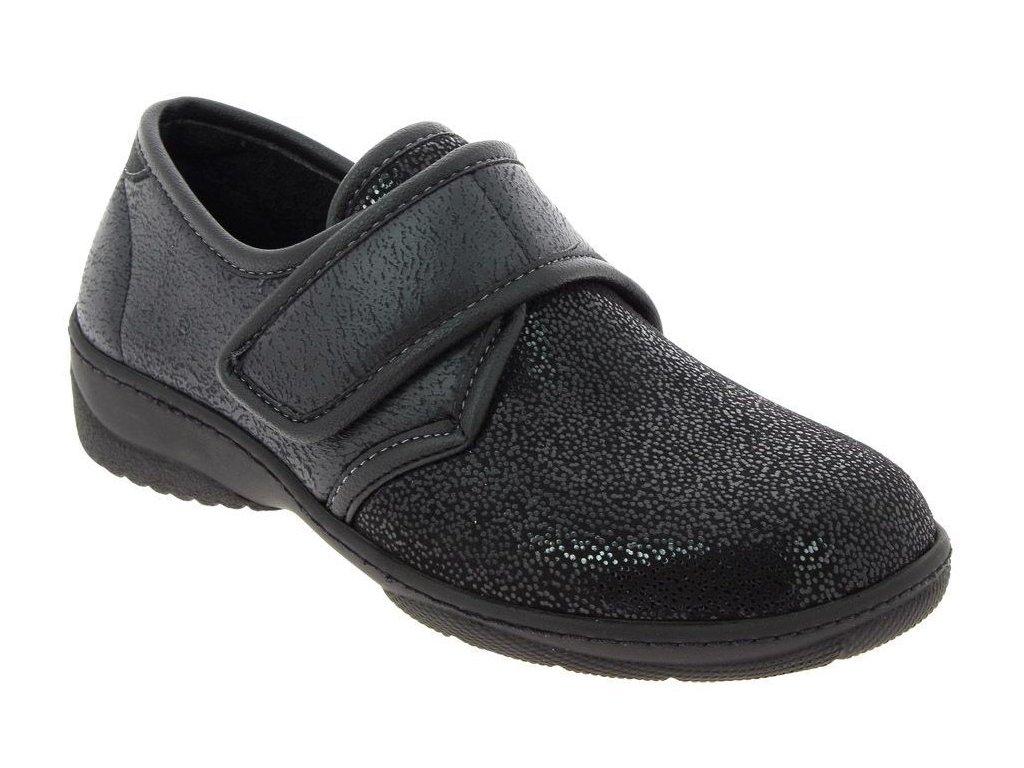 MANILLE dámská halluxová obuv černá PodoWell a