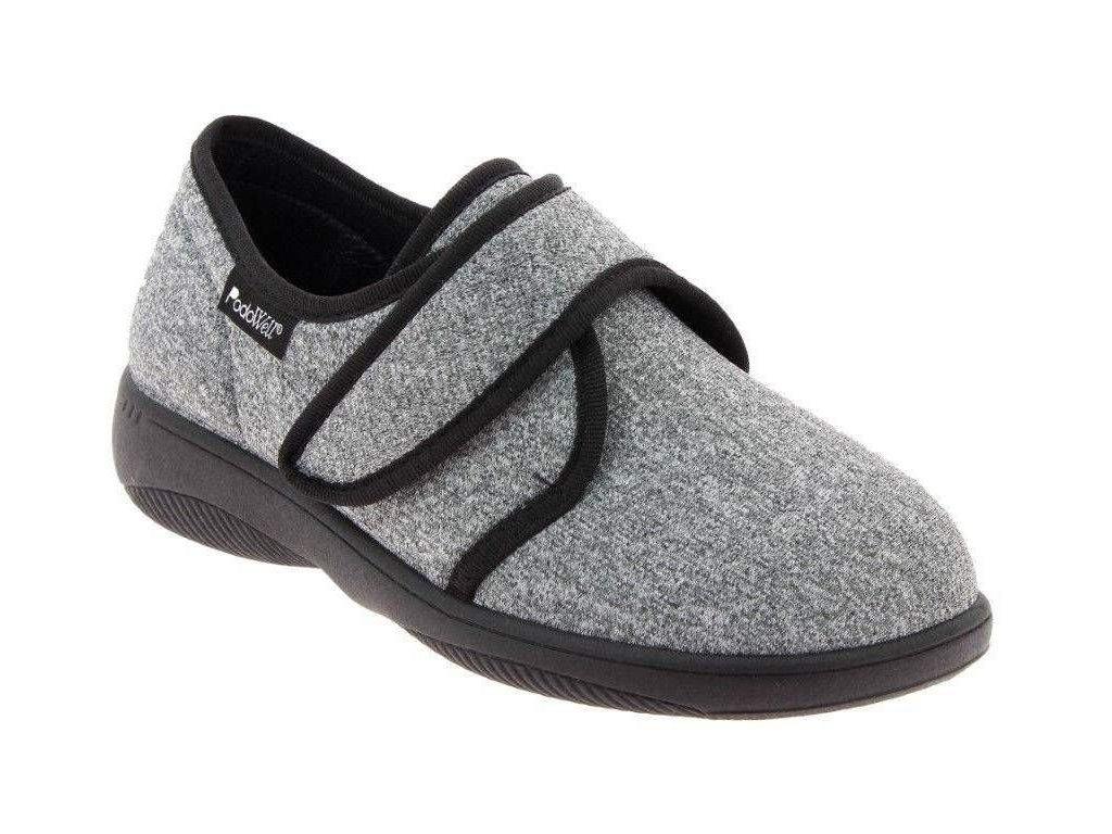 ANTOINE-zdravotní-obuv-unisex-šedá-PodoWell