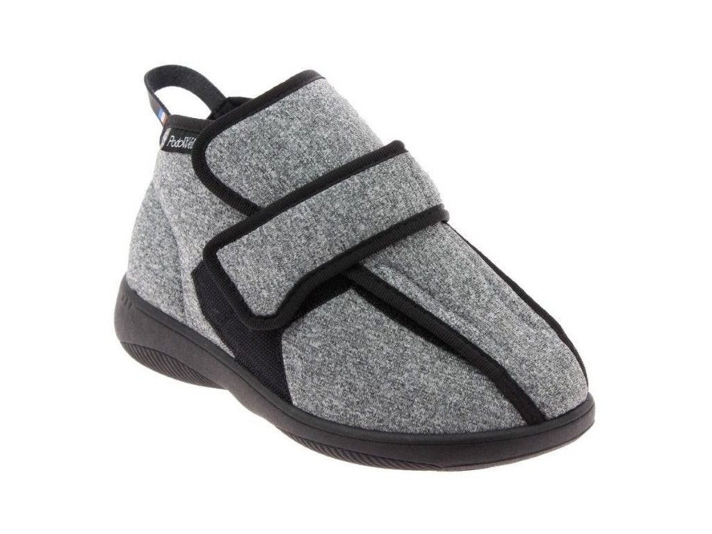 ADRIEN zdravotní obuv unisex šedá PodoWell