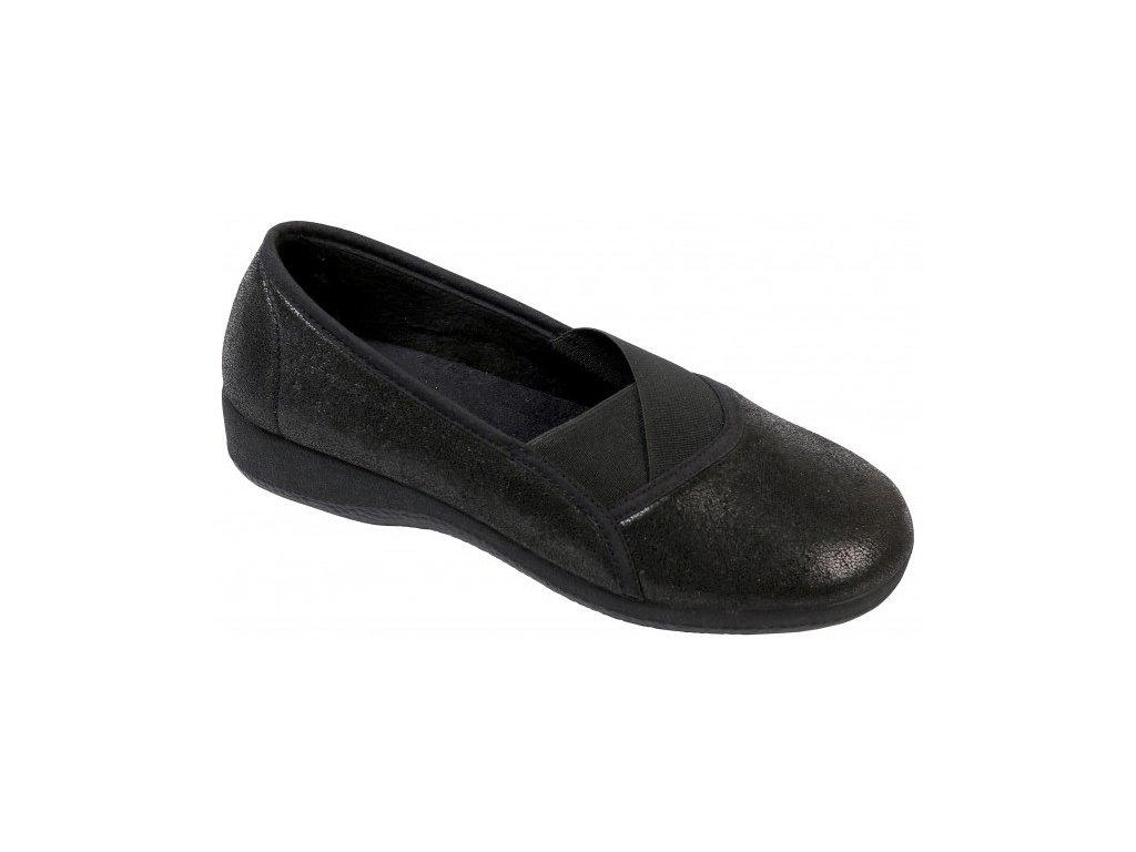 GOJI elastická obuv dámská černá O6967 11 Nursing Care 3