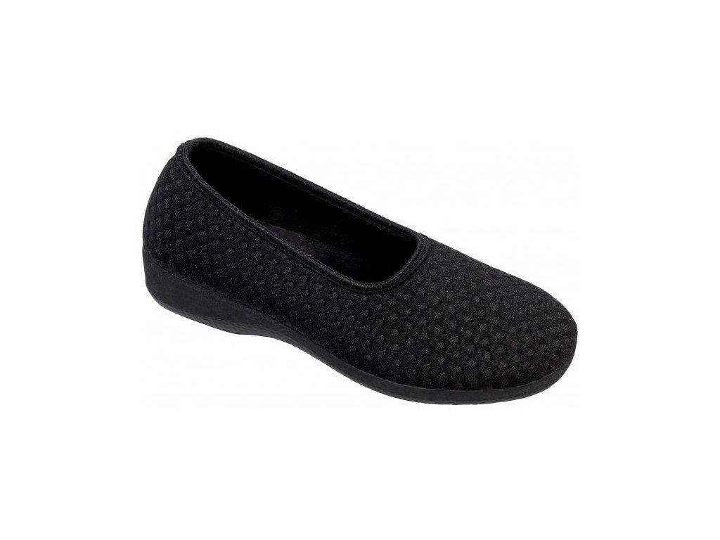PISTACIO elastická obuv dámská černá O6954 11 Nursing Care 3