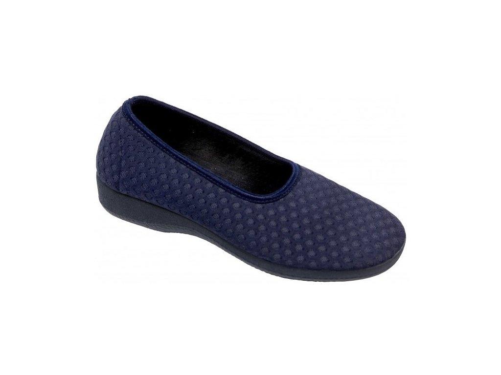 PISTACIO elastická obuv dámská tmavě modrá O6954 03 Nursing Care 3