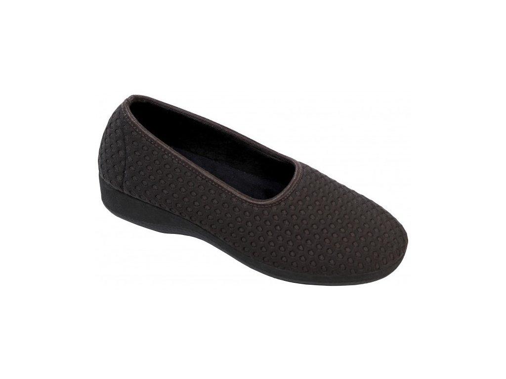 PISTACIO elastická obuv dámská šedá O6954 01 Nursing Care 3