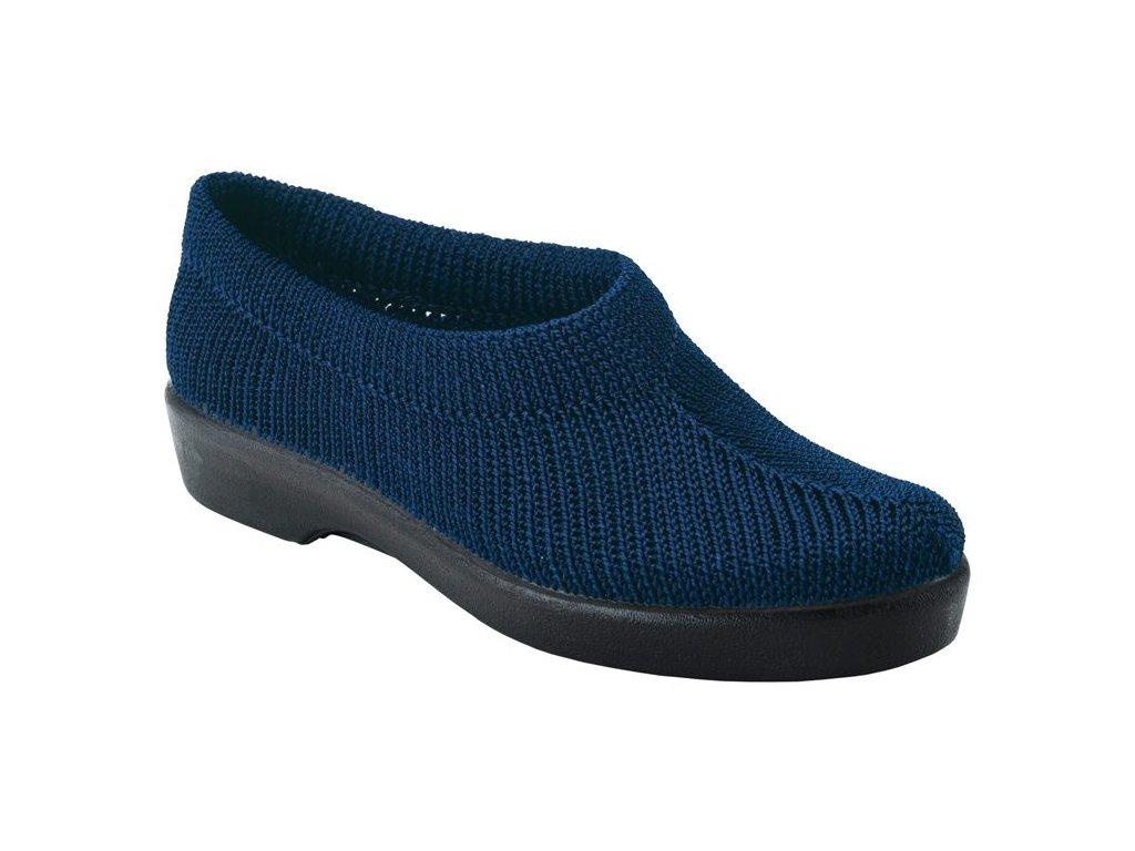 LIMA elastická obuv dámská tmavě modrá O102 Nursing Care