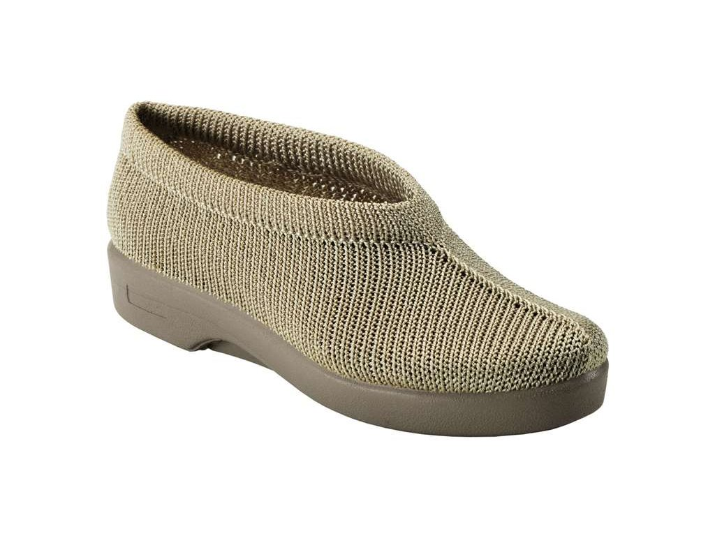 LIMA elastická obuv dámská béžová Nursing Care