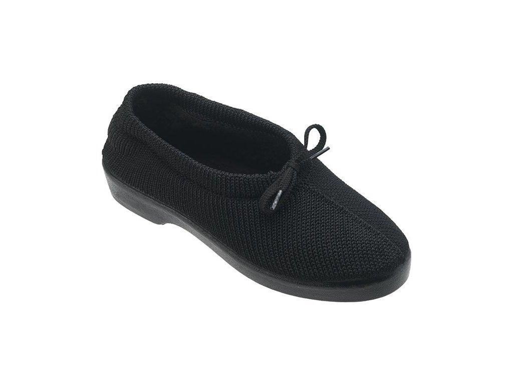 PESSEGO zdravotní obuv dámská černá O103AC Nursing Care 3